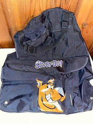 Vintage Scooby Doo Hanna Barbera 1999 Bag RARE CLEAN