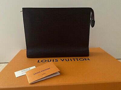 AUTHENTIC Louis Vuitton Toiletry Pouch 26 - NWT - Burgundy
