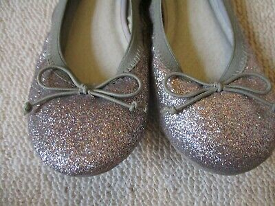 Immaculate Next Girls Party Shoes Size 3
