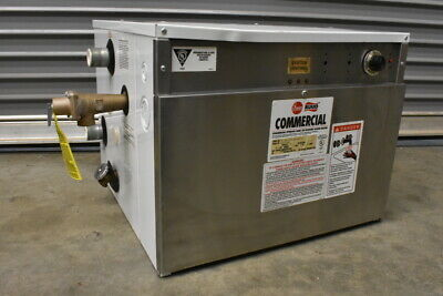 Rheem commercial water heater E10-15-G electric booster undersink 15kW, 3 phase