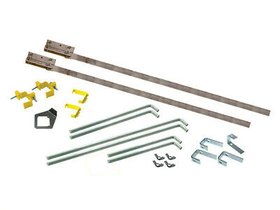 2 Pieces Faithfull 460mm 18-inch External Building Profile Bolts