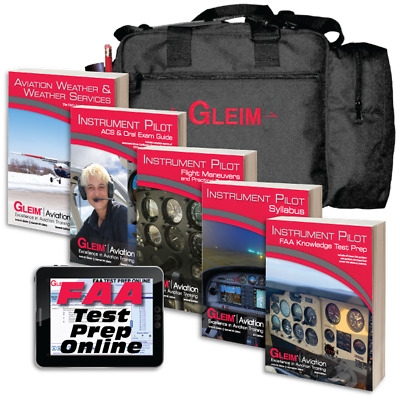 Gleim Instrument Pilot Kit