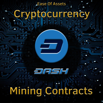 Mining Contract  .2+DASH