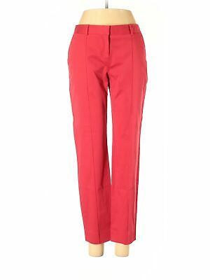 Body By Victoria Women Red Dress Pants 4