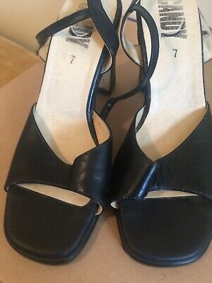 Vintage Leather Women's Candy Shoes Size 7