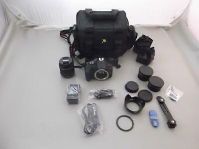 Canon EOS Rebel T7 EF-S 18-55mm IS II Kit In bag