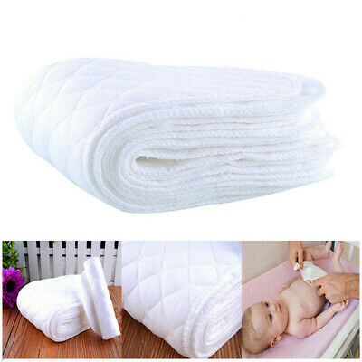 Reusable Cloth Urine Insert Nappy Liners Nappy Changing Diapers Changing Pads