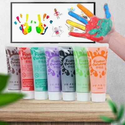 Painting graffiti children pigment non-toxic washable finger painting NEW