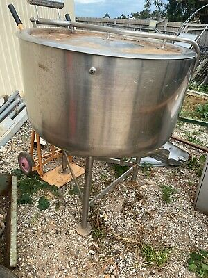 Stainless Steel 150L Jacketed Kettle, Ec, Foodservice Equipment