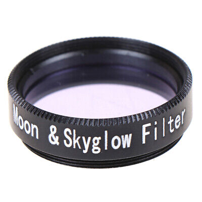 1.25 Inch Moon And Skyglow Filter For Astromomic Telescope Ocular Gl MO