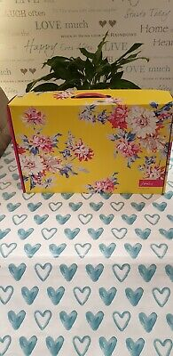 Large Joules Welly Boot Gift Presentation Flower  DesignBox with Handle EMPTY
