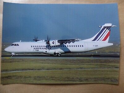 COLLECTION VILAIN N° 333 AIR GREECE   ATR 72-202   SX-BFK
