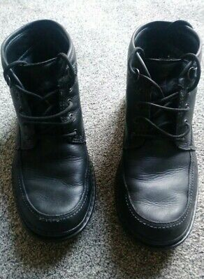 Clarks Mens Black Goretex Boots Size 9. Great Condition. Used. Cost £120 New