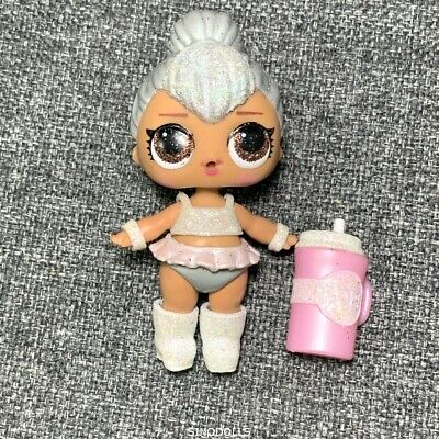 LOL Surprise Doll Glitter Kitty Queen Dolls Glam Series 2 Real L.O.L. toy gift