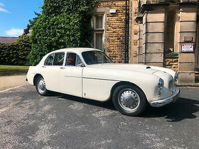 1957 Bristol 405 - Finished in White with Red