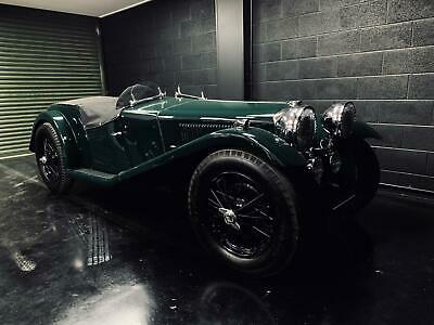 1935 Riley 12/4 Special 2+2 Sports Tourer in fabulous condition