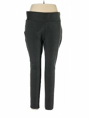 Philosophy Republic Clothing Women Black Casual Pants XL