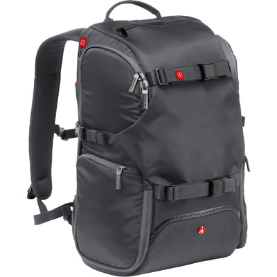 Manfrotto MB MA-TRV-GY Advanced Travel Backpack - Grey