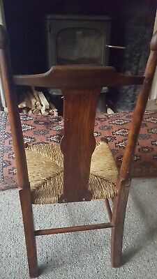 Liberty and Co William Birch Arts And Crafts Childs Chair