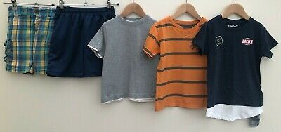 Boys Bundle 3-4 Beverly Hills Polo Club Mothercare M&S <D8369
