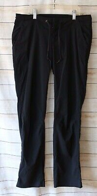 Columbia Omni-Shield Advanced Repellency Black Pants Womens Size 6 Short
