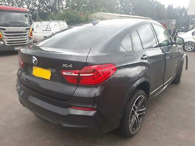 2015 BMW X4 F26 Right Rear and centre SEAT BELT STALK
