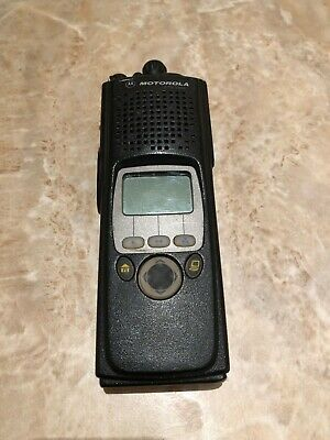 Motorola XTS5000 P25 Model II 7/800MHz Radio H18UCF9PW6AN Flash 5000040000023