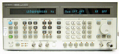 HP 8664A Signal Generator 3GHz - Tested with Data