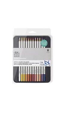 Winsor & Newton Studio Collection Water Colour Pencil x24