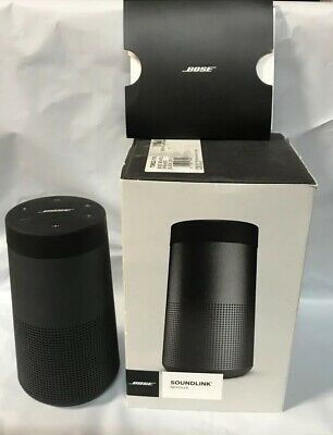 Bose SoundLink Revolve Portable Bluetooth 360 Speaker W Box AWESOME SOUND
