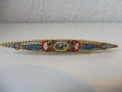 Very Beautiful, Old, Fine Brooch, Lapel Pin, Murano