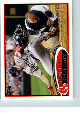 2012 Topps #170 Jacoby Ellsbury NM-MT Red Sox