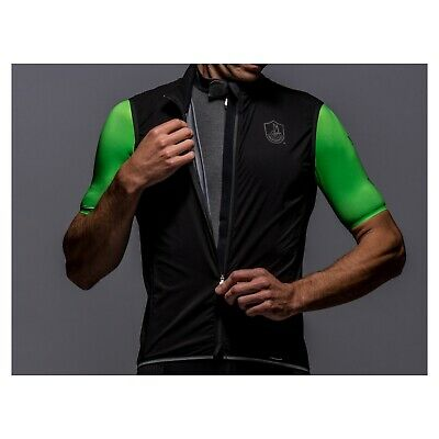 CAMPAGNOLO Helio Gilet - water Restant - packable - Size Medium - NEW