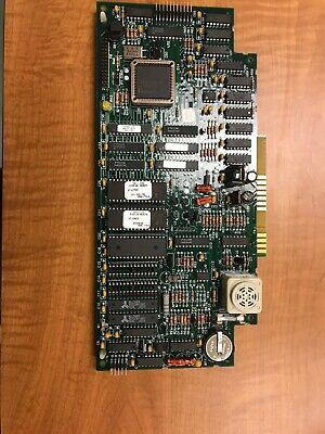 Simplex 565-332 Master Controller Card for 4100 Fire Alarm System