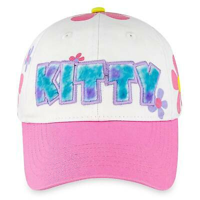 NWT! Disney Parks Exclusive Monsters, Inc. ''Kitty'' Baseball Cap for Kids