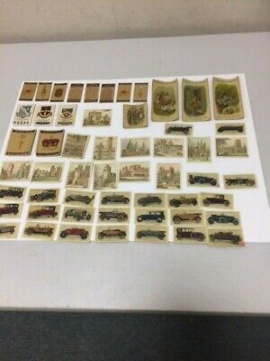 Cigarette Cards rare old cards