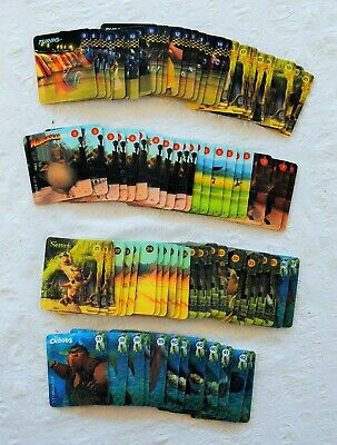 Woolworlths Dreamworks Cards - Assorted