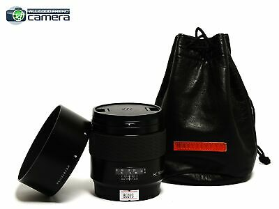 Hasselblad HC 100mm F/2.2 Lens Shutter Count 6553, AF with X1D *EX+*