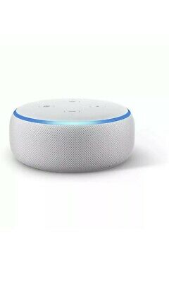 Amazon Echo Dot (3rd Generation) - Smart Speaker with Alexa - Sandstone