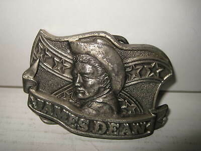 James Dean.  Ltd Ed Made In The Usa     Belt Buckle   Old Shop Stock