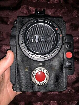 RED Raven 4.5k Cinema Camera with Accessories