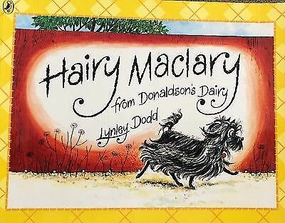 HAIRY MACLARY from Donaldson's Dairy LYNLEY DODD Classic Kids Dog Adventure PB