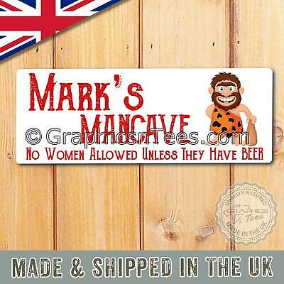 Personalised Tattoo Saw Sign Shed Funny Man Cave Plaque Garage Workshop Sign