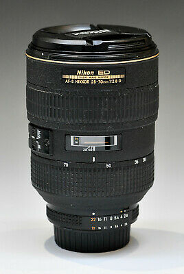 Nikon Zoom Nikkor AF-S 28 mm - 70mm f/2.8D IF-ED  ~  In original hard case
