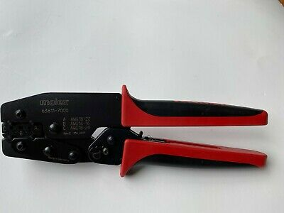 Molex 63811-7000 REV.E Crimper Made in Germany