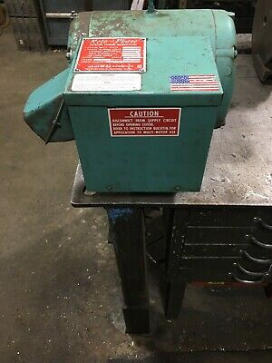 Roto-Phase Model A   Phase Converter Floor Unit 5 HP