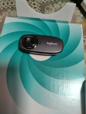 Logitech C310 Webcam 720p 30fps HD USB2.0 Wired Web Camera Live Conference Video