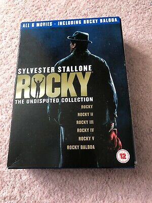 *BNIB* Sylvester Stallone Rocky: The Undisputed Collection