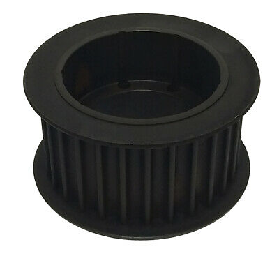 QD80-14M-55, Timing Pulley Bored for F Bushing