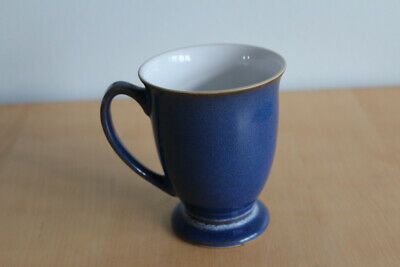 Denby Pottery Boston or Imperial Blue Footed Mug - Excellent Condition